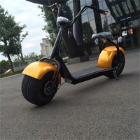 Powfu Windstorm - 350W 500W 800W Gio 500W Electric Scooter EEC Approval , Classic Model Never Goes Out Of Design