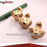 SupAnchor High quality and Hardness forging or casting steel or TC drop centre bit EY and EYY