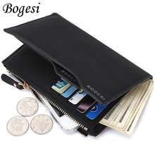 Wallet Purses Men's Wallets Carteira Masculina Billeteras Porte Monnaie Monederos Famous Brand Man Porte Feuille Men Walet Male