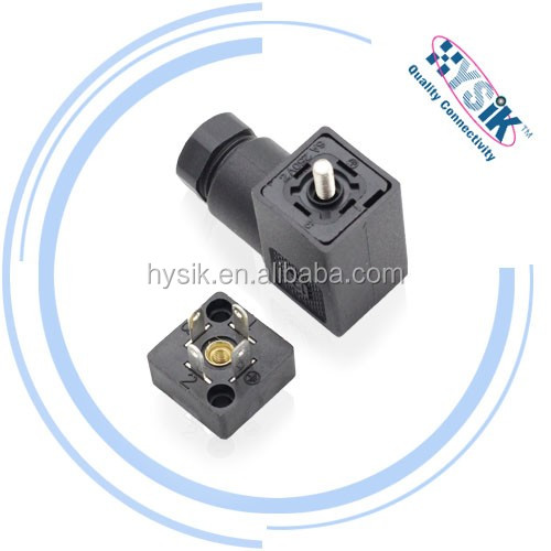 43 1700 000 03 Binder 210 A series 2+PE Female din connector