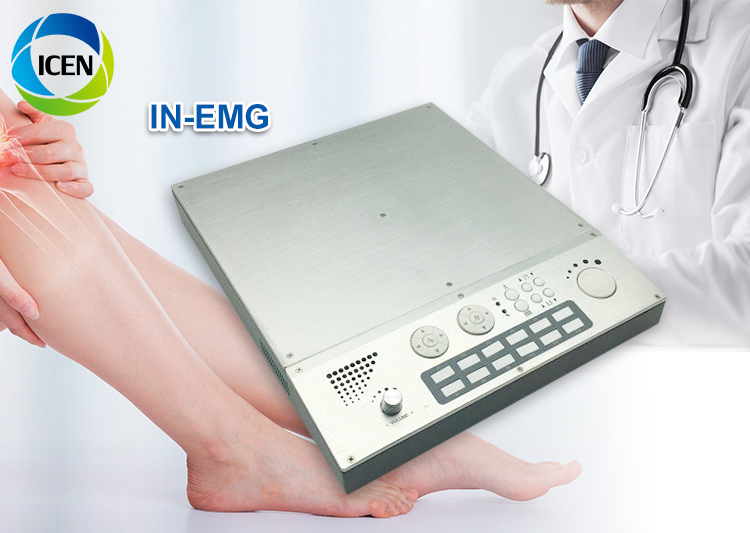 IN-H009 portable surface ncv emg machine	,electromyography emg equipment price,emg pickup