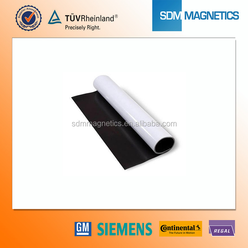 High Quality Wholesale neodymium Magnetic sheet adhesive with ISO/TS 16949