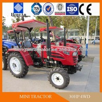 Small Tractor/Garden Tractor/Lawn Tractor with Canopy