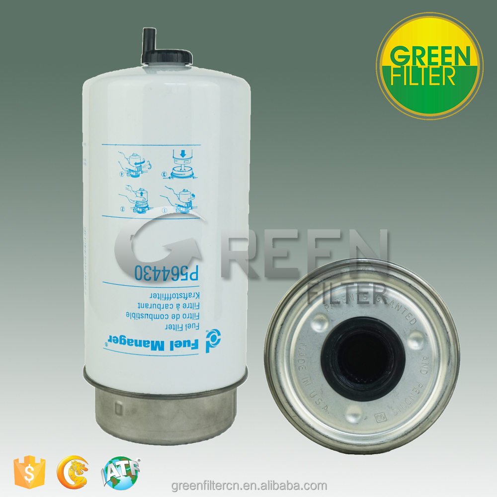 Greenfilter Diesel Generator Fuel Filter P564430 Bf46042-d - Buy Fuel Filter ,Fuel Filter,Excavator Fuel Filter Product on Alibaba.com