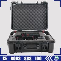 Black waterproof dustproof hard ABS plastic dji ronin m case for sale