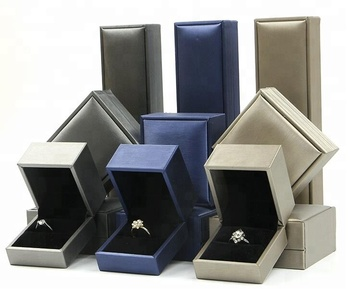 Wholesale Jewelry Boxes Cardboard Necklace Earrings Ring Bracelet Box Sets Packaging Cheap Sale Gift Box With Sponge Buy Jewelry Box Custom Jewelry