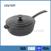 best product non-smoking non-stick cast iron chinese wok ,soup pot,stock pan