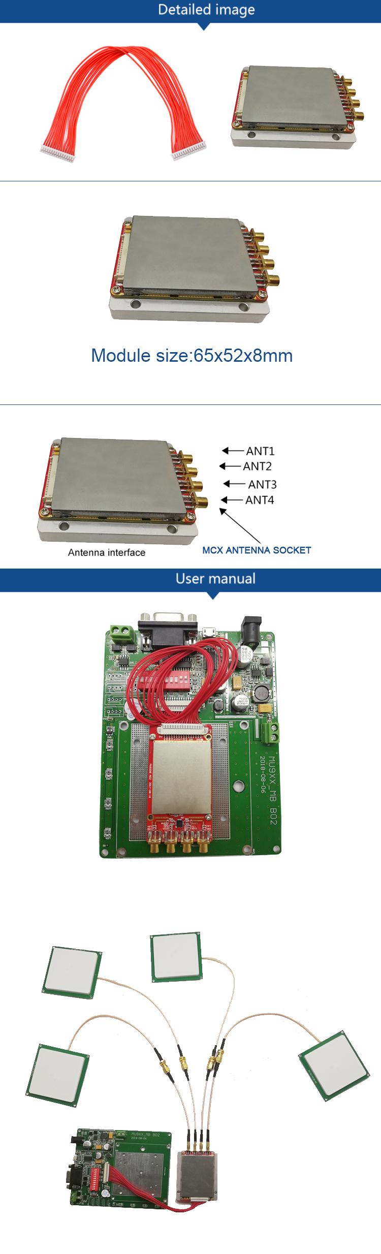 Uhf Rfid Reader Module For Raspberry Pi - Buy Uhf Rfid Reader Module,Uhf  Rfid Reader Module For Raspberry Pi,Rfid Module Iso 18000 6c Product on