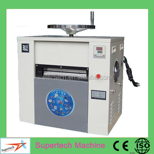 Hot Sale! PVC Laminating Machine For Plastic Card Making