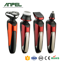 4 in 1 Man Shaving Trimming Machine Nose Hair Trimmer And Cleaning Brush