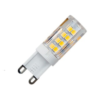 Micro Led Light Single 220V 110V 4W 270 Angle Ceramic 400Lumen G9 Led