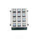 Factory price hot sale 3x4 12keys Zinc Alloy Numeric kiosk Metal telephone Keypad