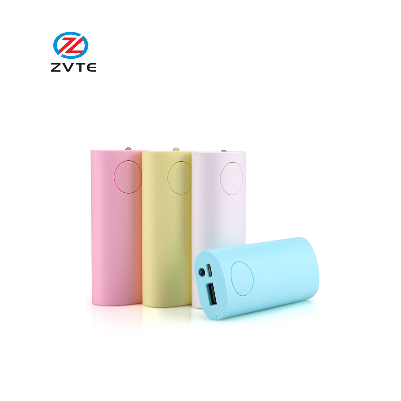 2017 trending innovative products 4000mah powerbank with led light,shenzhen portable electronic gift items cute powerbank