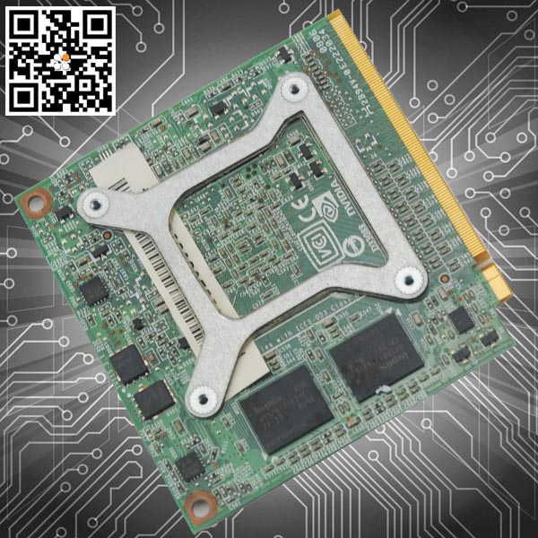 256MB NVIDIA GeForce 9300M GS(G98-630-U2) VG.9MG06.003 DDR2 512M 64Bit MXMII laptop graphic card for Acer 9300M