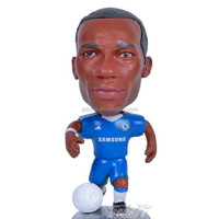 Custom plastic football player toy,Make plastic football player figurine,OEM plastic mini football player toy figurine