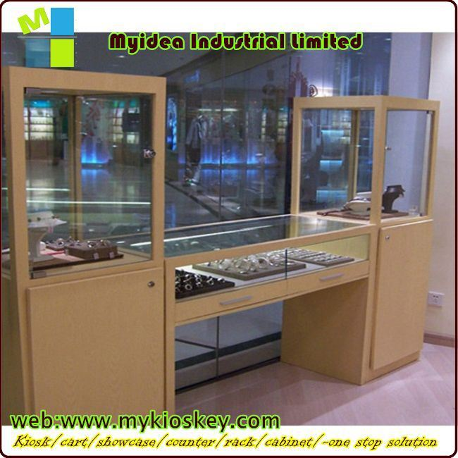 484db61bd3fb Jewelry Shopping Mall Showcase Kiosk Design Jewelry Doll Stand - Buy ...