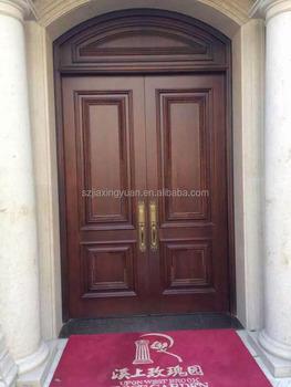 Villa En Bois Massif Peinture Couleurs Porte Exterieure Buy