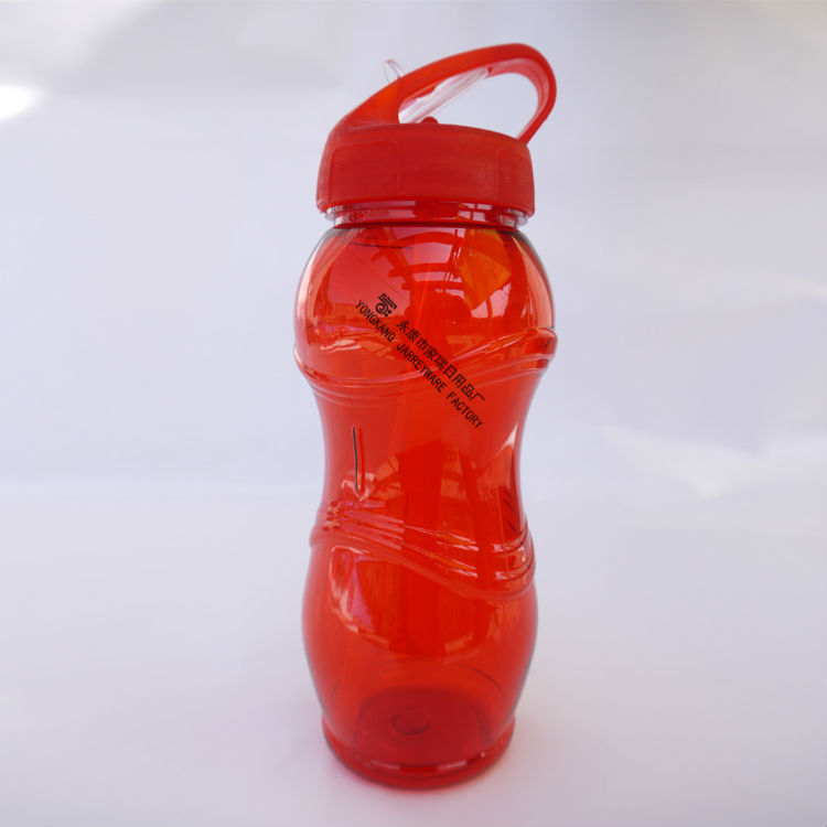 Personalized New Design Plastic Sport Water Bottle Manufacturere For Outdoor Using With Ice Stick