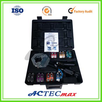 A/c Hose Crimper Kit Ac Hose Crimping Tool Manual Handheld Hydraulic Car  Repair A/c Hose Crimping Tool - Buy Hose Crimping Tool,Ac Hose Crimping