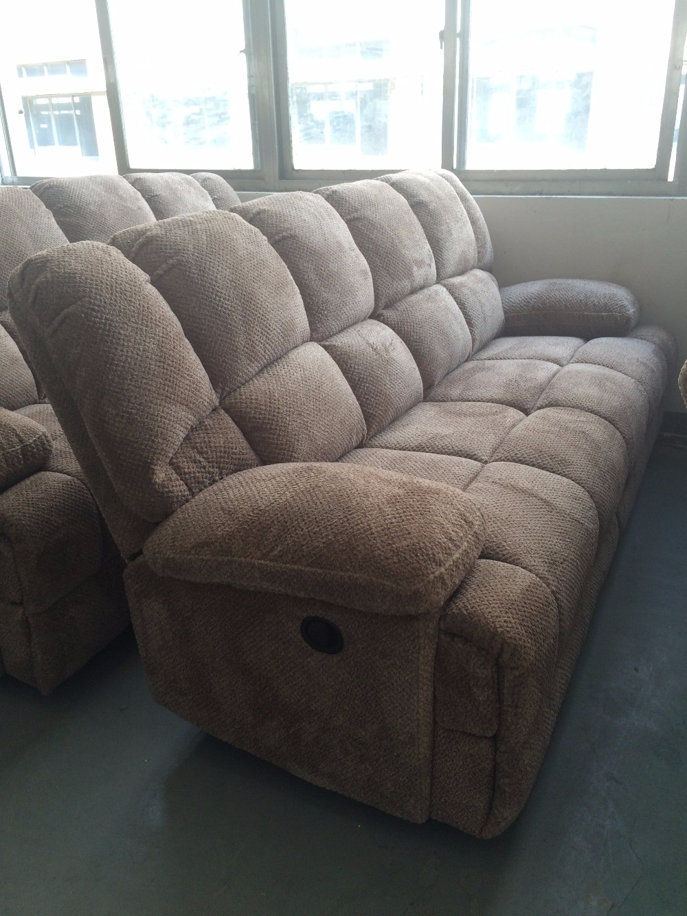 Modern Leisure Reclining Loveseat Cover Motion Loveseat