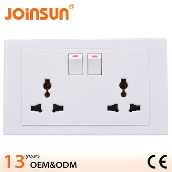 British Standard 146mm Euro Electrical Outlet - Buy Euro Electrical ...