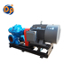 Electric centrifugal high pressure water pump unit