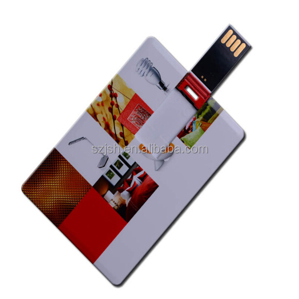 Buy cheap china design your own usb products find china design your digitally print your own design business card sized slim usb flash drive 4gb 8gb 16gb for reheart Choice Image
