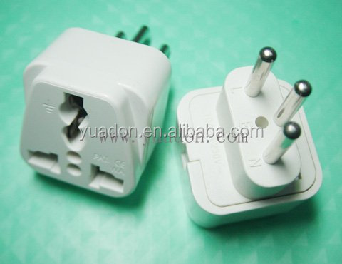 Electrical material china electrical universal to swissl plug adapter Switzerland adapter