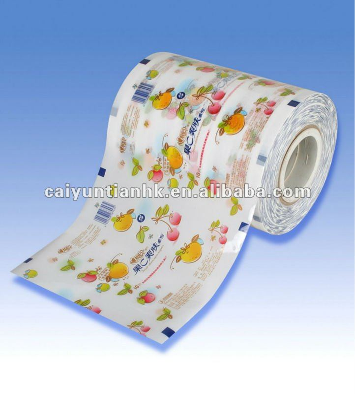HOT!! high quality roll film for tissue/plastic roll film