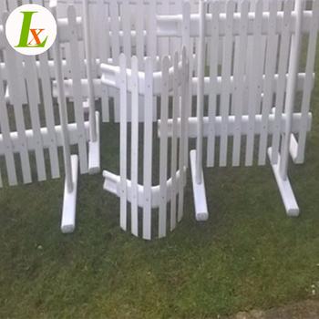 Beau Plastic Fence/Removable White Plastic Garden Fence
