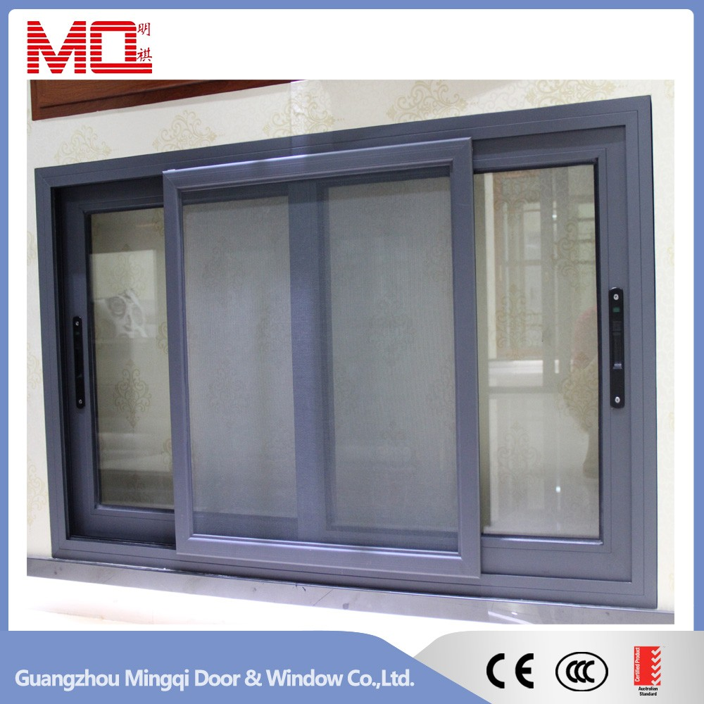 2017 latest design modern windows aluminum sliding glass for Latest window designs