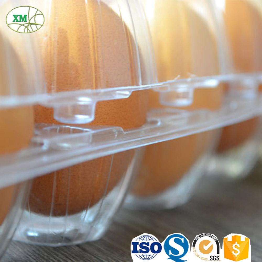 Plastic Clamshell Blister Verpakking Kwarteleitje Tray