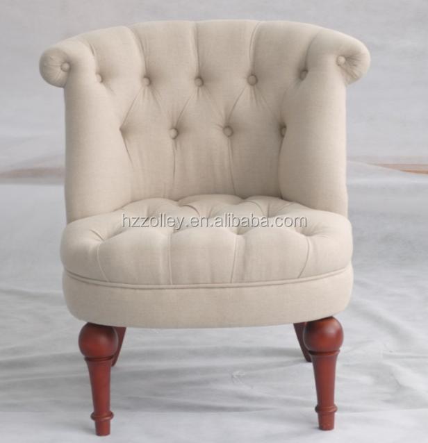 Wunderbar Niedrigen Preis Stoff Club Stühle Holz Wohnzimmer Stühle Französisch Akzent  Stuhl