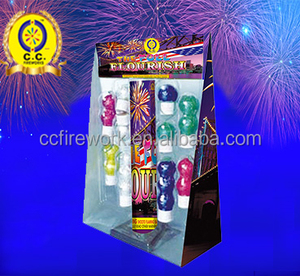 Ball Shell Fireworks with high quality