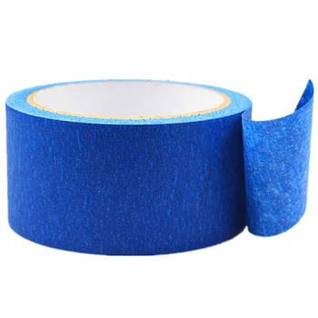 UV resistance 7 days 14 days blue painters tape paper masking tape 1.88inch x 60yard