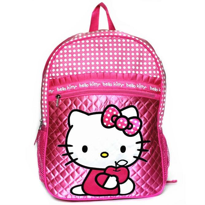 012ad4838f40 Children Reduce the burden backpack cute kids cartoon backpacks school bags  for girls satchels mochila hello