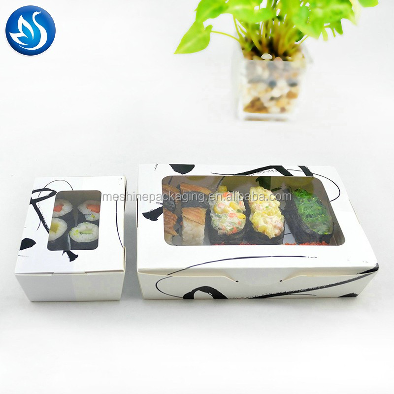 High Quality Custom Food Sushi Packaging Box,Food Delivery Box