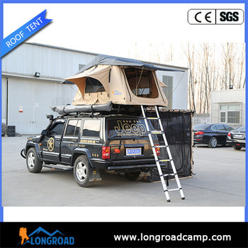 Auto Car Roof Top Tent Side Awning For Four Wheel Drive