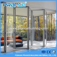 A wide range of custom modern folding door