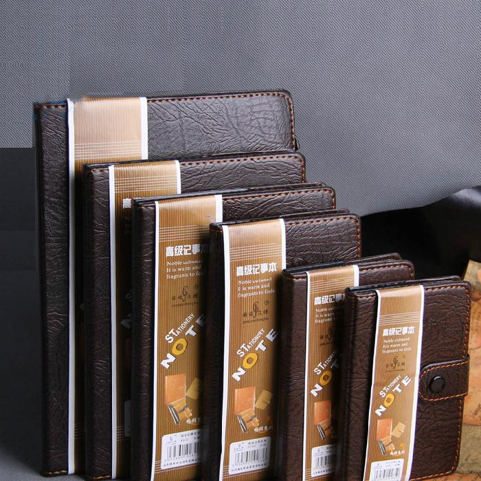business planners leather