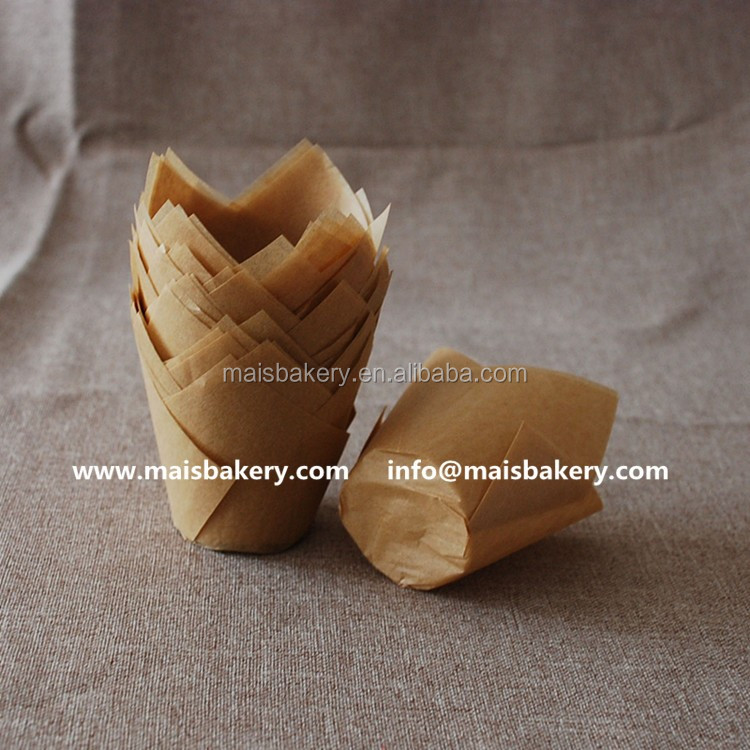 high quality nordic paper greaseproof cupcake liners