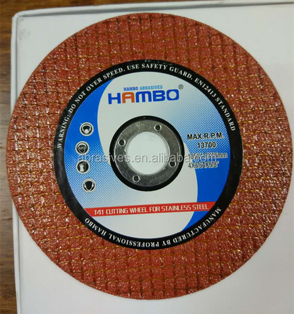 HAMBO BRAND Cup wheel for stone/bowl type/ straight cup wheel