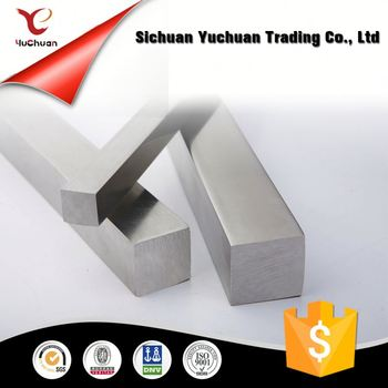 426 Solid Stainless Steel Square Bar
