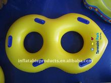 Waterpark slide tubes inflatable double water tube.
