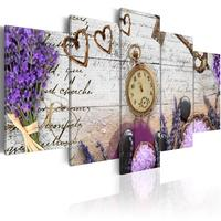 Decorative Wall Art Abstract Painting Modern Floral Picture