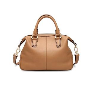 Wholesale 2019 New Style Women Genuine Leather Handbags Female Leisure Shoulder  Bags 02927535218c6