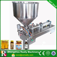 High Accuracy Pneumatic Piston Filler /Paste Filling Machine/Liquid Bottle Filling Machine
