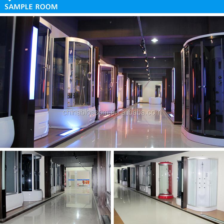 Fully Enclosed Shower zhejiang high quality 90x90 quadrant bathroom glass simple cheap