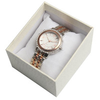 Hot Selling Fashion Flower Design Watch Simple Ladies Dress & Fashion