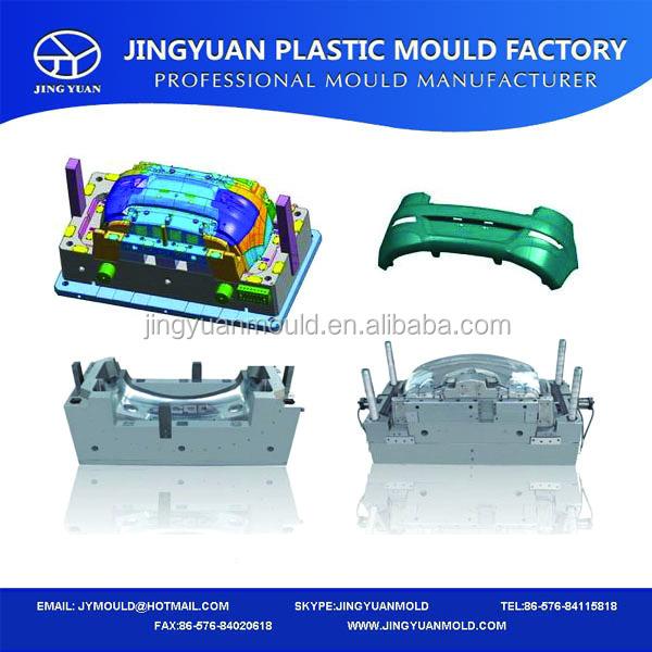 China Taizhou Oem Chevrolet Car Bumper Moulding Supplier,Plastic ...